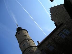 Schlossturum-Himmel